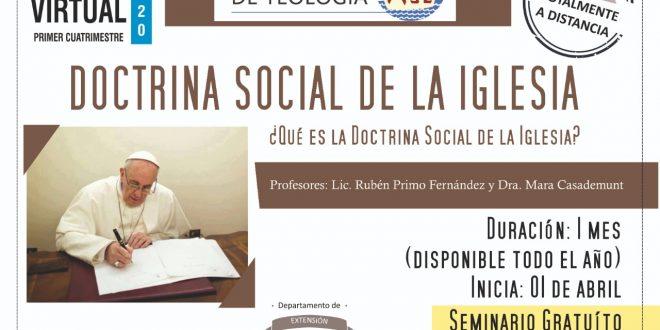 """""""¿QUÉ ES LA DOCTRINA SOCIAL DE LA IGLESIA?"""""""