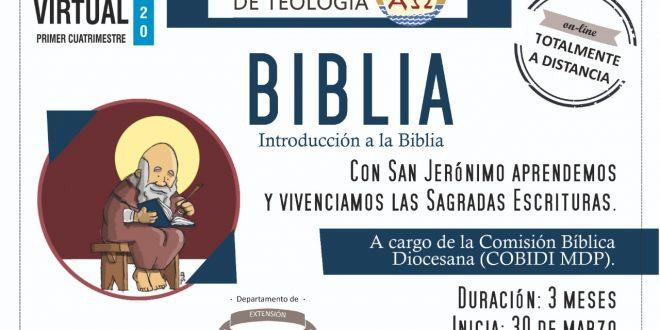 «INTRODUCCIÓN A LA BIBLIA»