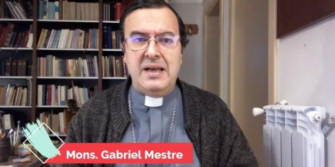 Invitación de Mons. Mestre a los cursos del 2do. cuatrimestre 2020