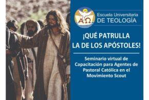 """Curso virtual: """"¡QUÉ PATRULLA LA DE LOS APÓSTOLES!"""""""