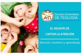 Curso virtual: «EL DESAFÍO DE CAPTAR LA ATENCIÓN»