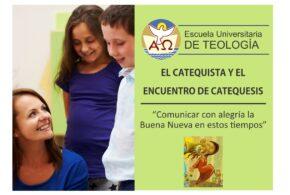 Curso virtual: «EL CATEQUISTA Y EL ENCUENTRO DE CATEQUESIS»