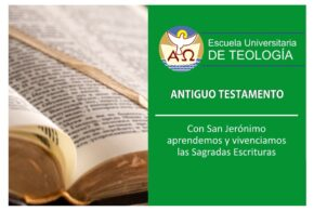 Curso virtual: «ANTIGUO TESTAMENTO»