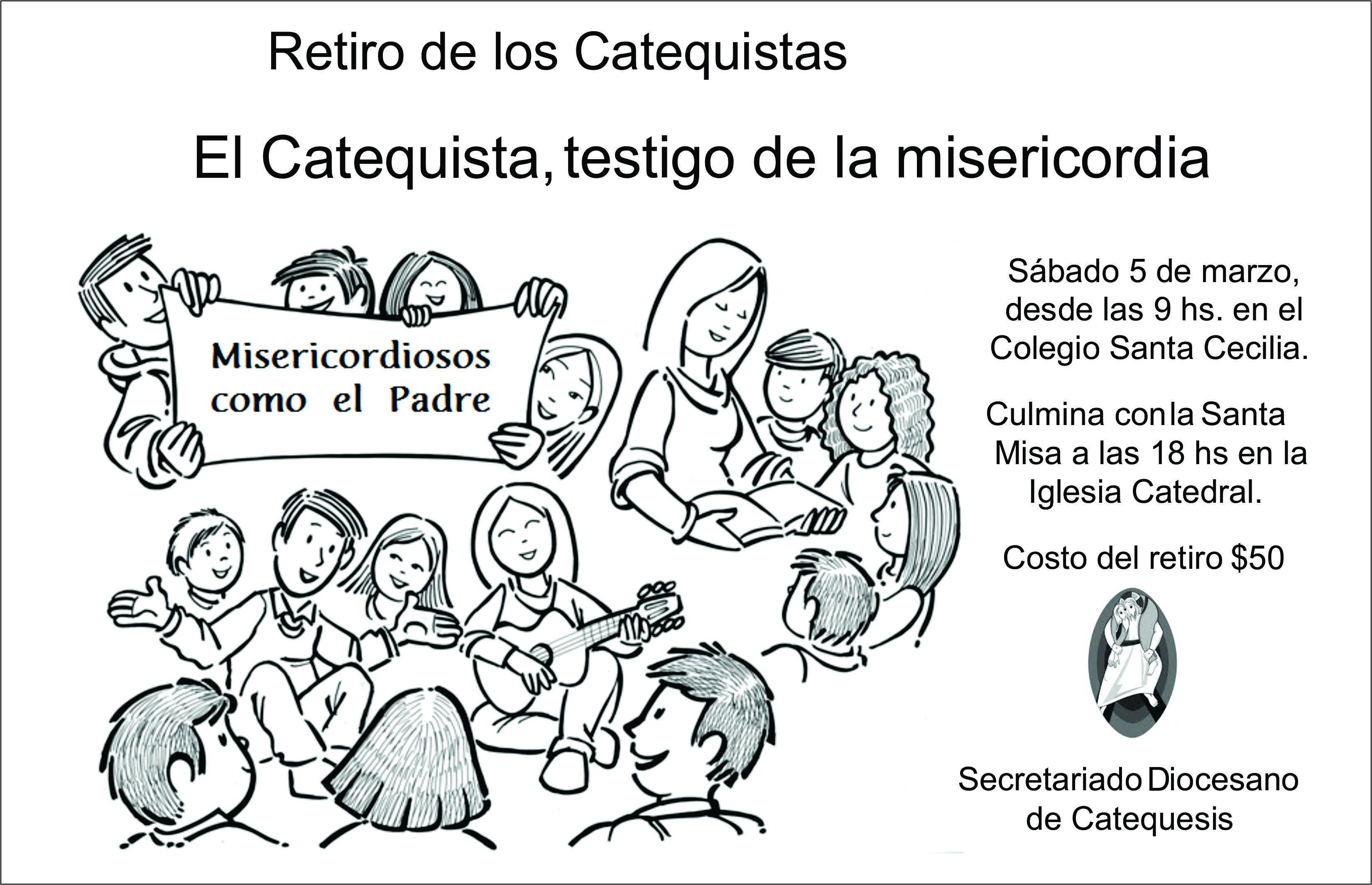 Retiro anual de los catequistas