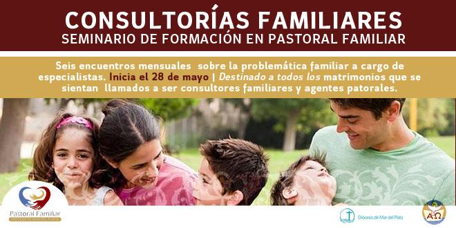 Seminario de pastoral familiar | Consultorías de familias