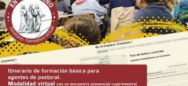 """Inscribite """"En el camino"""" itinerario formativo virtual"""