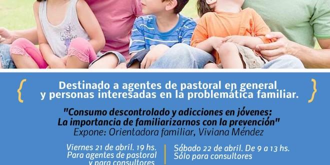 Consultorías familiares y charlas de la pastoral familiar