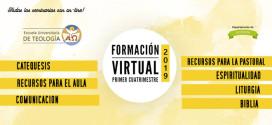 Te compartimos la oferta formativa virtual y a distancia | Primer cuatrimestre 2019