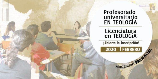 ¿Querés comenzar el Profesorado o la Licenciatura en Teología?  ¡Informate acá!
