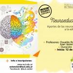 flyer neuroeducación