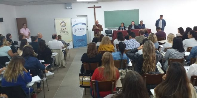 ACTO DE INICIO DE LA DIPLOMATURA SUPERIOR EN NUEVOS DESAFÍOS EDUCATIVO-PASTORALES