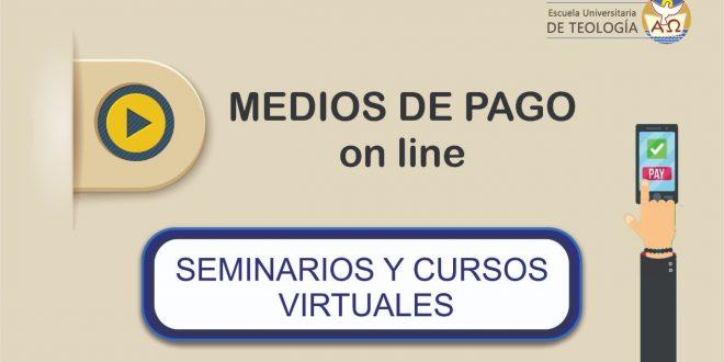 SEMINARIOS Y CURSOS VIRTUALES