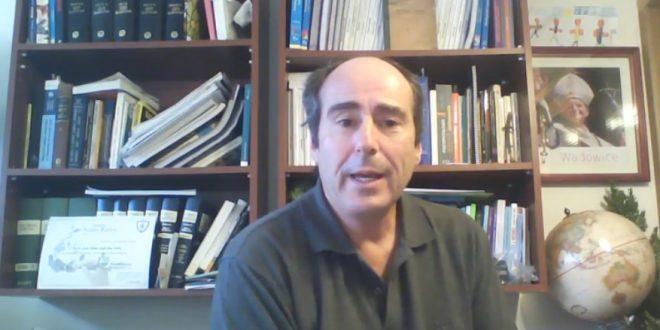 EL PROF. GIGLI NOS HABLA DE LA DIPLOMATURA EN NEUROCIENCIAS