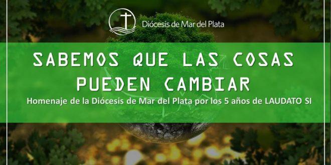 Semana Laudato si'. Material para catequistas