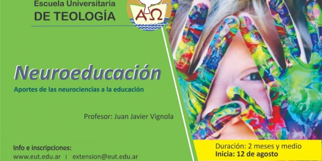 CURSO VIRTUAL «NEUROEDUCACIÓN»