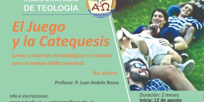 CURSO VIRTUAL «EL JUEGO Y LA CATEQUESIS»
