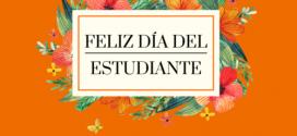 Saludo del Rector por el Día del Estudiante
