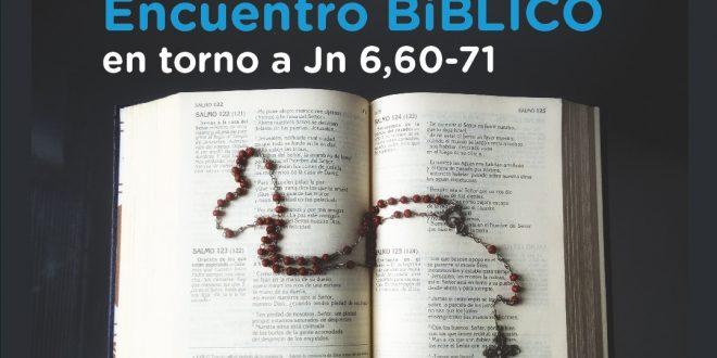 ENCUENTRO BÍBLICO VIRTUAL