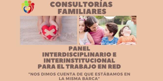 Invitación panel interdisciplinario e interinstitucional