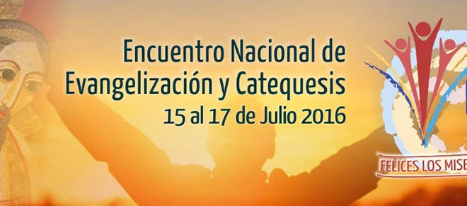 Atentos catequistas y agentes pastorales: Encuentro Nacional de formación integral
