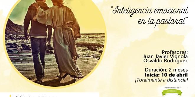Seminario virtual | Inteligencia emocional en la pastoral.
