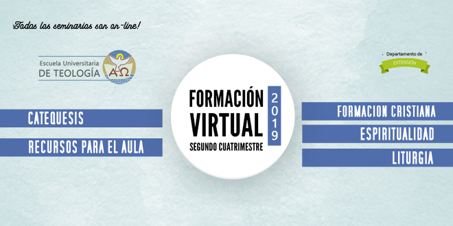¡Comenzamos con las inscripciones a los seminarios virtuales del segundo cuatrimestre!