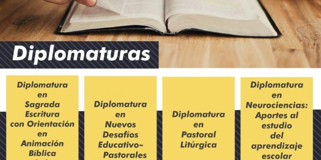 OFERTA EDUCATIVA 2020: DIPLOMATURAS
