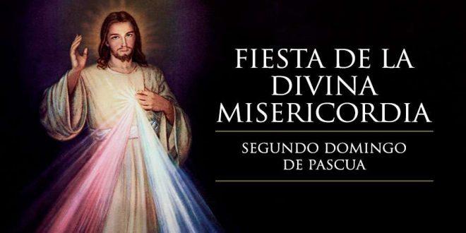 Fiesta de la Divina Misericordia. Material para catequistas