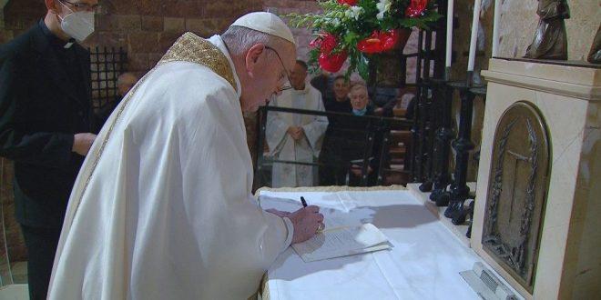 Tercera encíclica del Papa Francisco: «Fratelli Tutti»