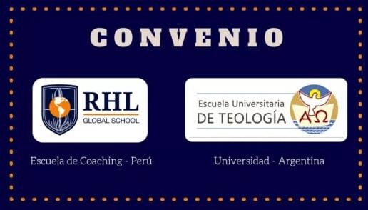CONVENIO ENTRE LA ESCUELA RHL Y LA EUT