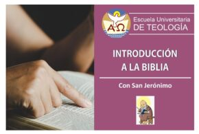 Curso virtual: «INTRODUCCIÓN A LA BIBLIA»