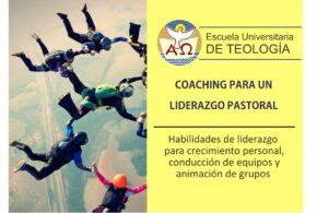 Curso virtual: «COACHING PARA UN LIDERAZGO PASTORAL»