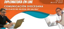 ABIERTA LA INSCRIPCIÓN A LA DIPLOMATURA ON LINE SOBRE COMUNICACIÓN DIOCESANA